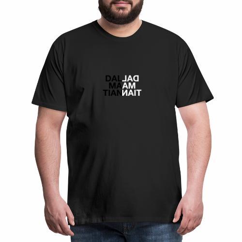 Dalmatian Reflection - Premium-T-shirt herr