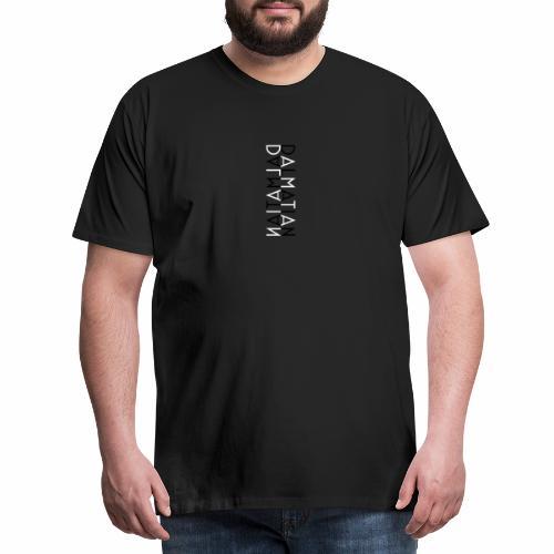 Dalmatian Tower - Premium-T-shirt herr