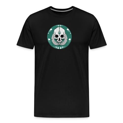 ACUASKULL - Camiseta premium hombre