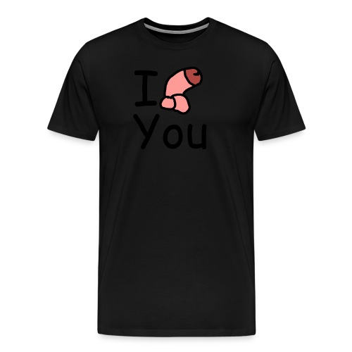 I dong you pack - Men's Premium T-Shirt
