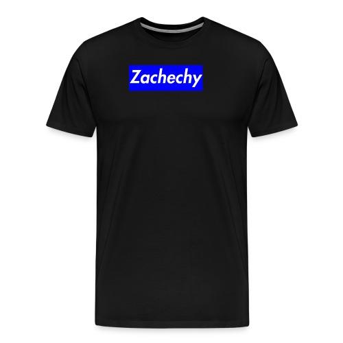 zachechy BLUE - Männer Premium T-Shirt