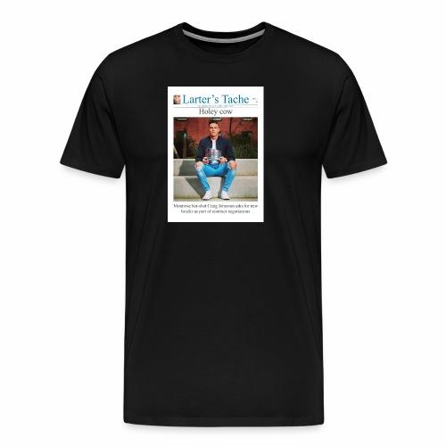 Issue 3 Front Cover - Men's Premium T-Shirt