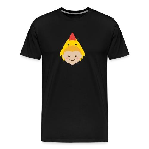 Lola the Chicken | Ibbleobble - Men's Premium T-Shirt