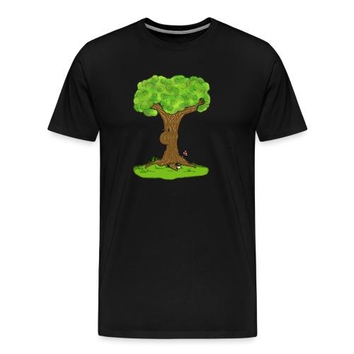 Einfach Baumbert ! - Männer Premium T-Shirt