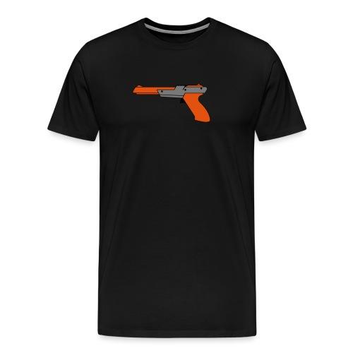 gun Zapper NES SUPER BROS HUNT DUCK - T-shirt Premium Homme