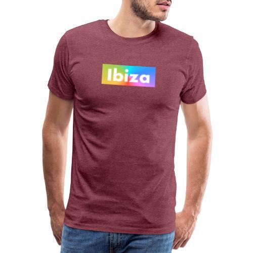 IBIZA Color - Men's Premium T-Shirt