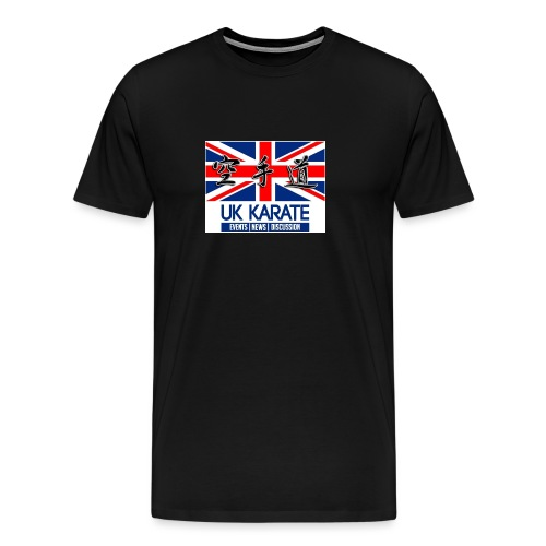 UKkarate - Men's Premium T-Shirt