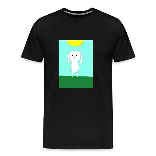 Hasi - Männer Premium T-Shirt