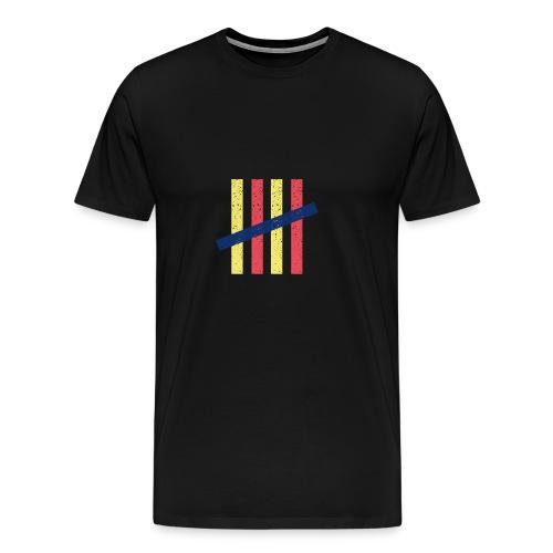 couleurs - T-shirt Premium Homme