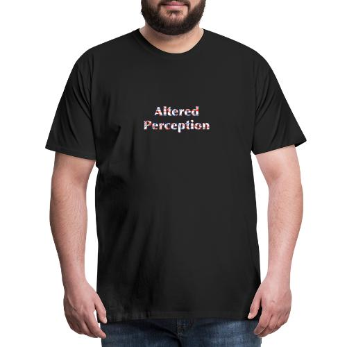 Altered Perception - Men's Premium T-Shirt