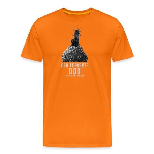 Den forkerte død sh - Herre premium T-shirt