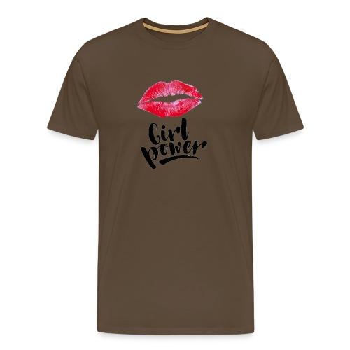 Girl Power - T-shirt Premium Homme