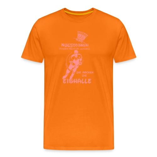 Echte Prinzessin - Männer Premium T-Shirt