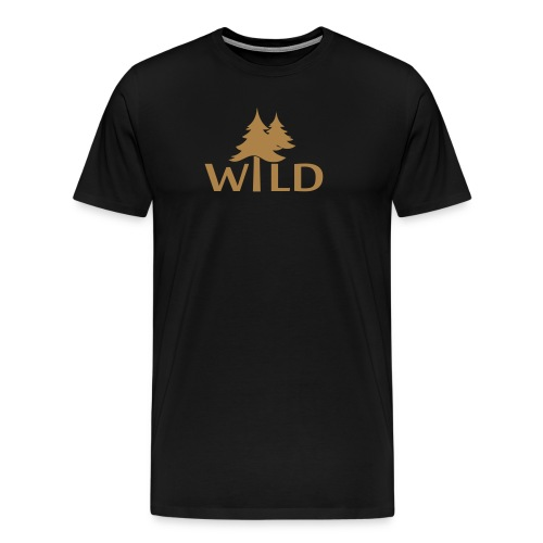 Wild - Männer Premium T-Shirt
