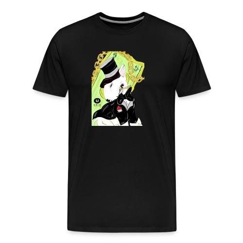 MAFIA BULL TERRIER - Maglietta Premium da uomo