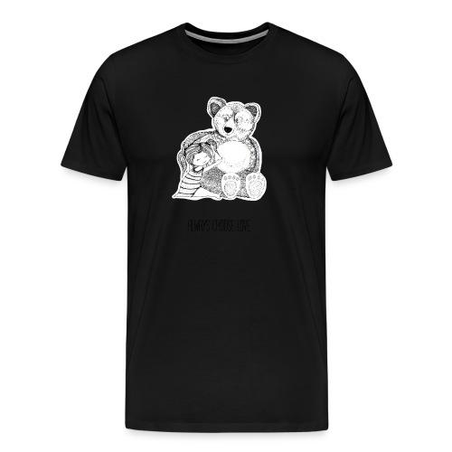 bärenliebe - Männer Premium T-Shirt