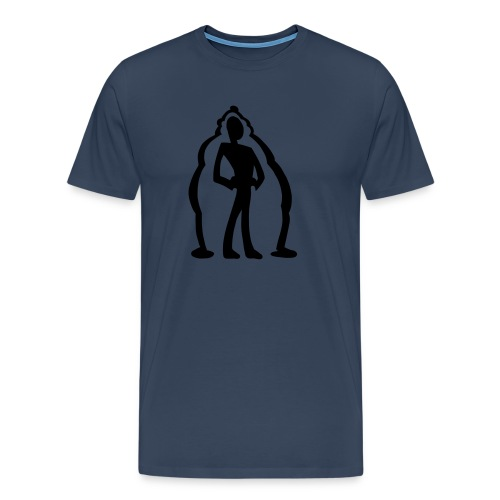 logo2 - Premium-T-shirt herr
