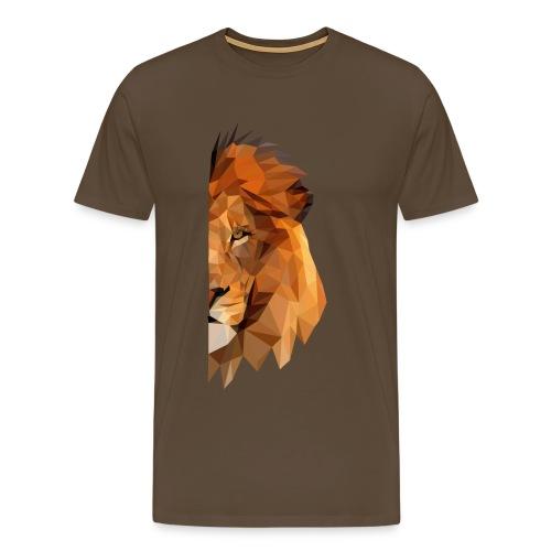 LION - MINIMALISTE - T-shirt Premium Homme