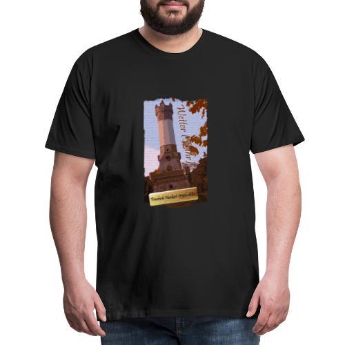 harkortturm - Männer Premium T-Shirt