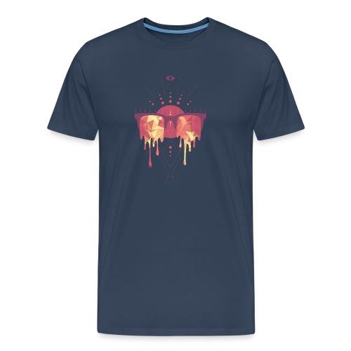 summer png - Herre premium T-shirt