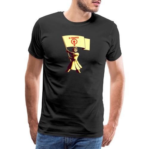 karxofes women power - Camiseta premium hombre