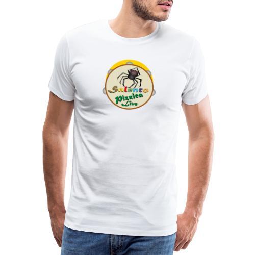 Salento Pizzica Live sf B - Maglietta Premium da uomo