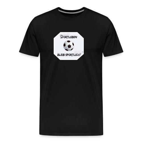 SportlebenBleibSportlich - Männer Premium T-Shirt