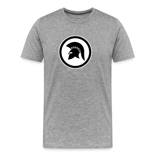 trojan Ska-reggae Zeichen - Männer Premium T-Shirt