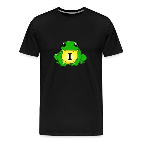 IndirectHat -LOGO- - Maglietta Premium da uomo