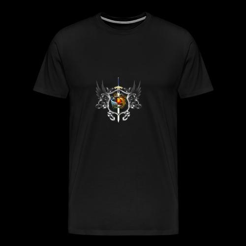LogoSK png - Maglietta Premium da uomo