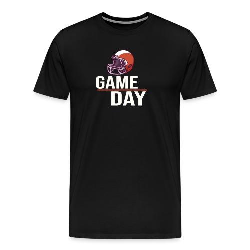 American Football - Game Day - Männer Premium T-Shirt