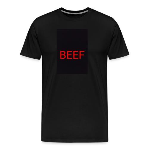 Beef red - Männer Premium T-Shirt