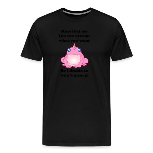 frogunicorn - T-shirt Premium Homme