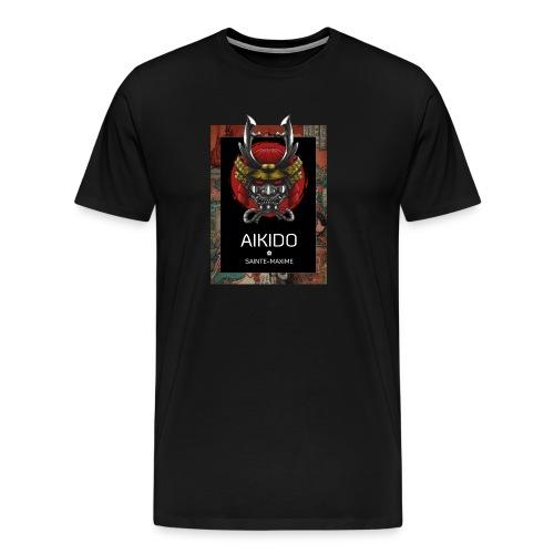 aikido sainte-maxime - T-shirt Premium Homme