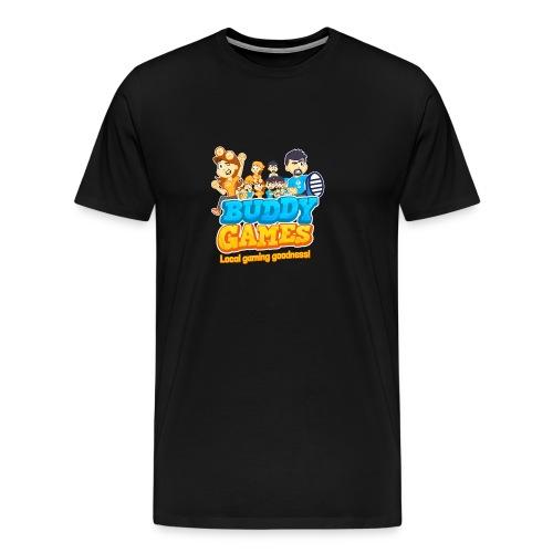 BuddyGames - Men's Premium T-Shirt