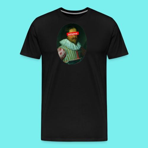 Christian d 4 - Herre premium T-shirt