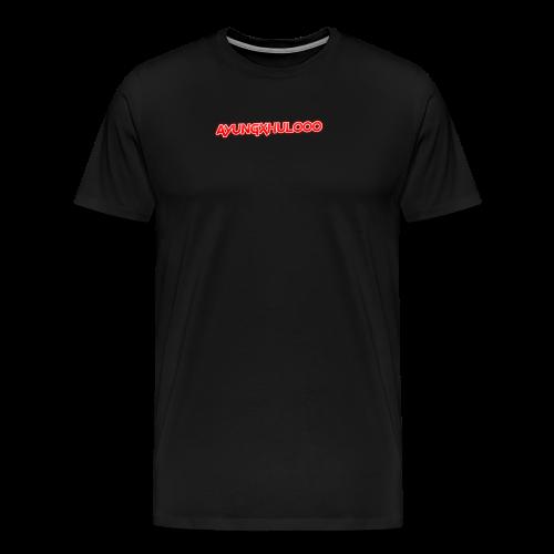 AYungXhulooo - Neon Redd - Men's Premium T-Shirt