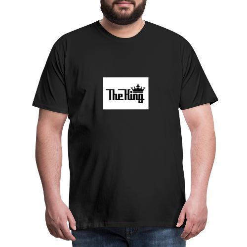 TheKing - Männer Premium T-Shirt