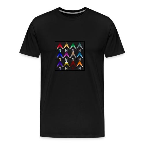 Noordpijlen - Mannen Premium T-shirt