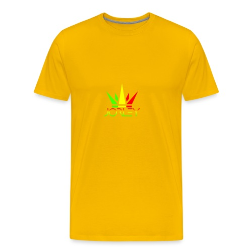 JorleYLogo4 - T-shirt Premium Homme