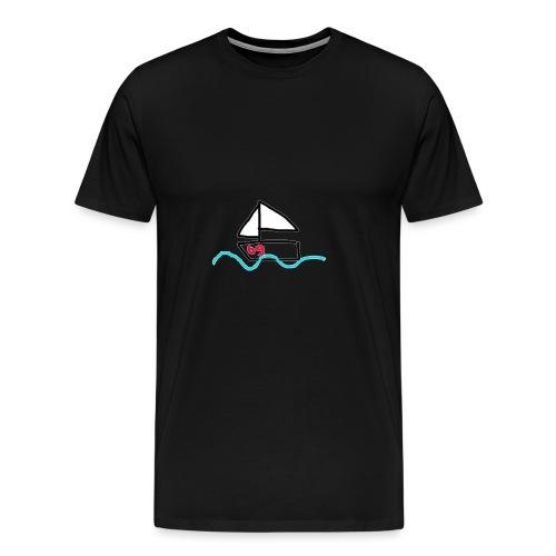 edelassfuck - Männer Premium T-Shirt