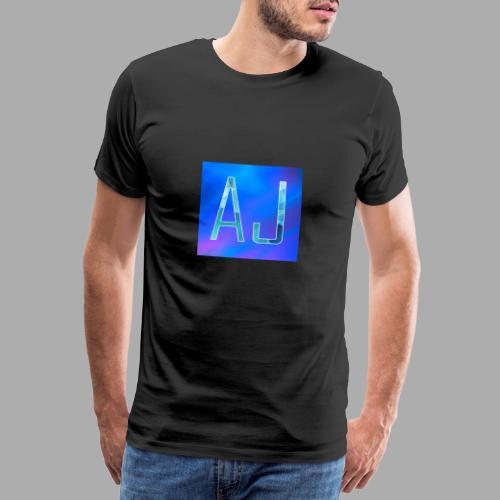 AJ - Men's Premium T-Shirt