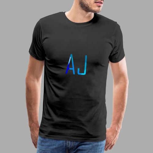 AJ No Background - Men's Premium T-Shirt