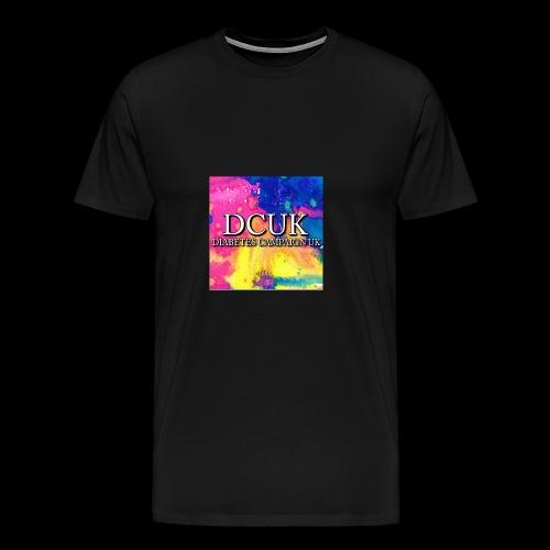 DCUK LOGO - Men's Premium T-Shirt