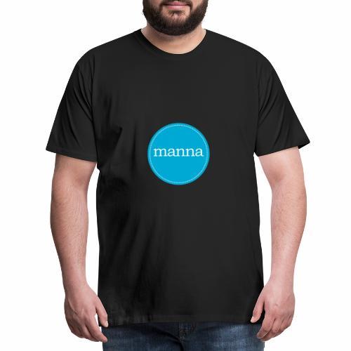 Manna Community Branded - Men's Premium T-Shirt