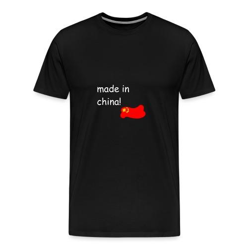 madeinchina - Camiseta premium hombre