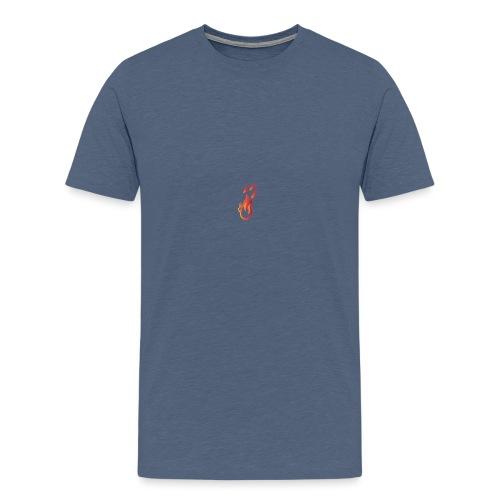 fiamma - Maglietta Premium da uomo