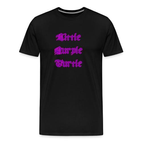 Little Purple Turtle - Men's Premium T-Shirt