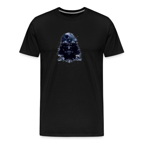 dark vader trans - Männer Premium T-Shirt