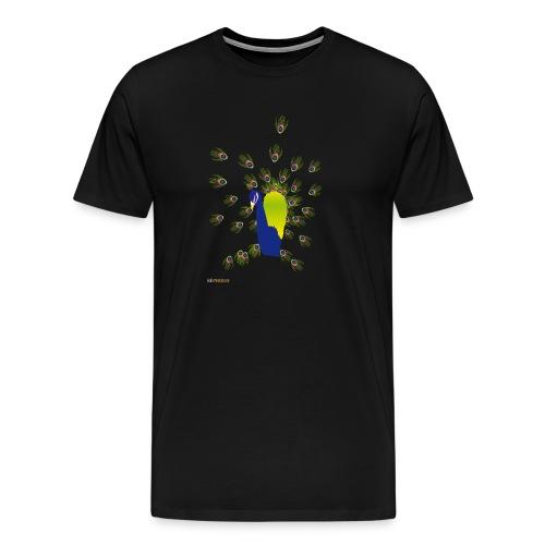 BEPROUD.png - Mannen Premium T-shirt